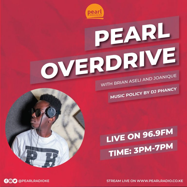 #PearlOverdrive