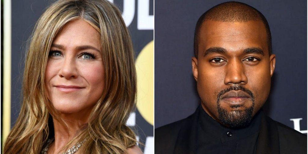 Kanye and Jenifer