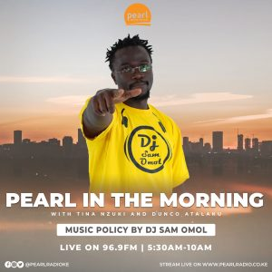 #PearlInTheMorning