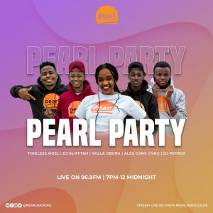 #PearlParty