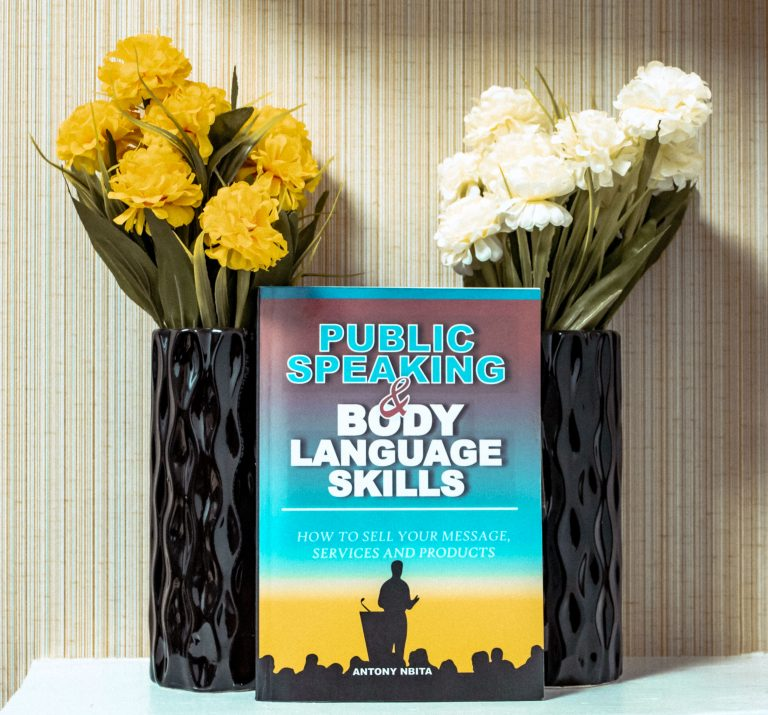 Public Speaking and Body Language Skills